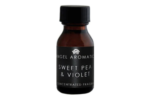 Sweet Pea And Violet 15Ml Oil