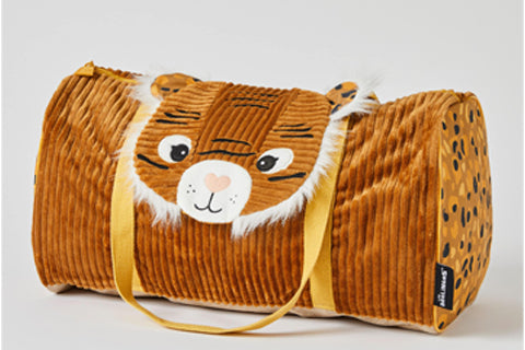 SPECULOS THE TIGER WEEKEND BAG