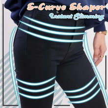 Load image into Gallery viewer, Stretchy fit Shaper Jeggings-⏰50% OFF