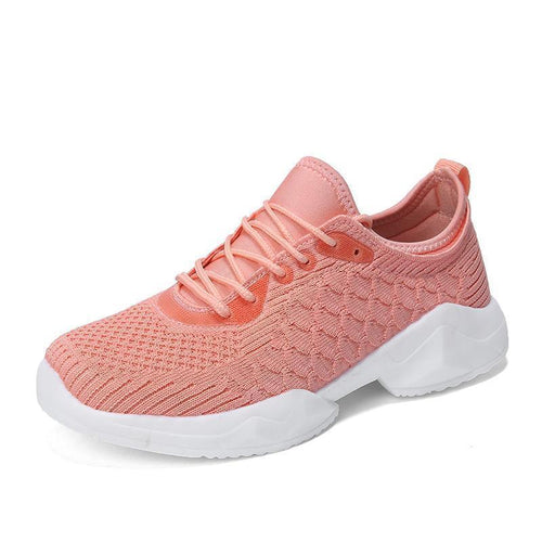 Women's Breathable Light-Weight Casual Fashion Sports Shoes