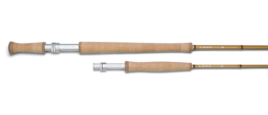 LOOP Evotec CAST MEDIUM Double-Hand Fly Rods