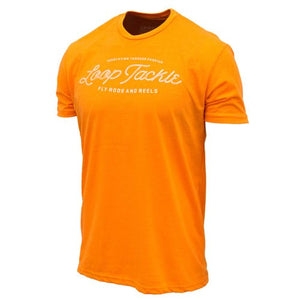 LOOP Innovation T-shirt - Orange
