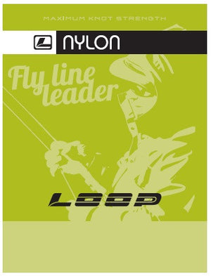 LOOP Tapered Nylon Leaders