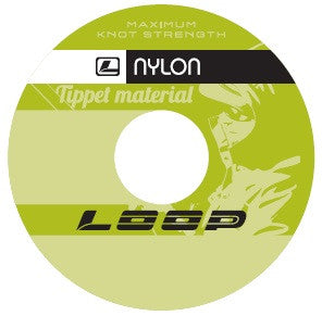 LOOP Crystal Flourocarbon Tippet Material