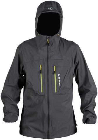 Loop Rautas Lightweight Jacket - Carbon Grey
