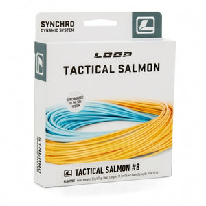 LOOP Tactical Salmon Fly Line