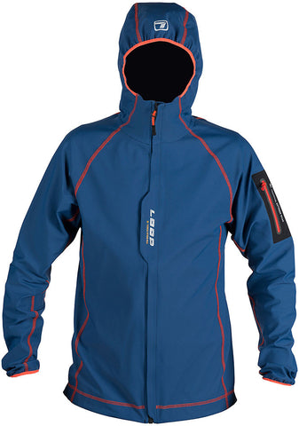 Loop Akka Softshell Performance Jacket - Swedish Blue
