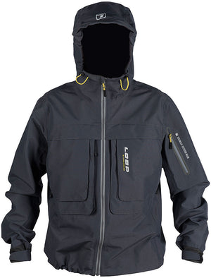 Loop Lainio Wading Jacket - Carbon Grey