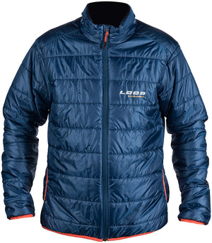 Loop Leipik Insulating Jacket - Swedish Blue