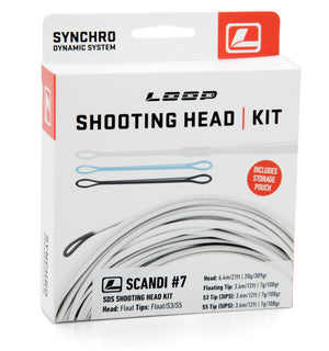 LOOP SDS Switch Head & Tips Kit
