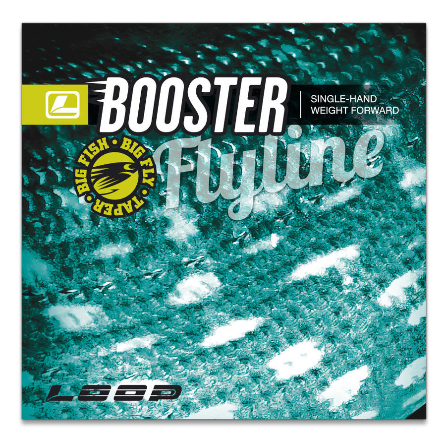 LOOP Booster Fly Lines