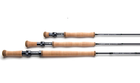 LOOP Cross ST Travel Double Hand Fly Rod - Fast