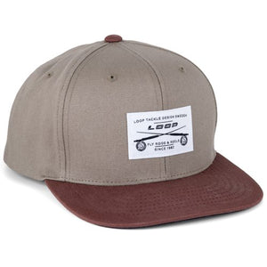 LOOP Retro Flat Cap