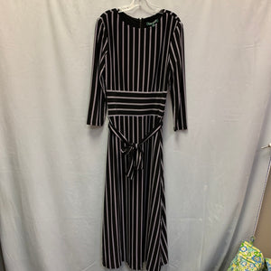 Lauren Ralph Lauren Striped Dress, Size 2