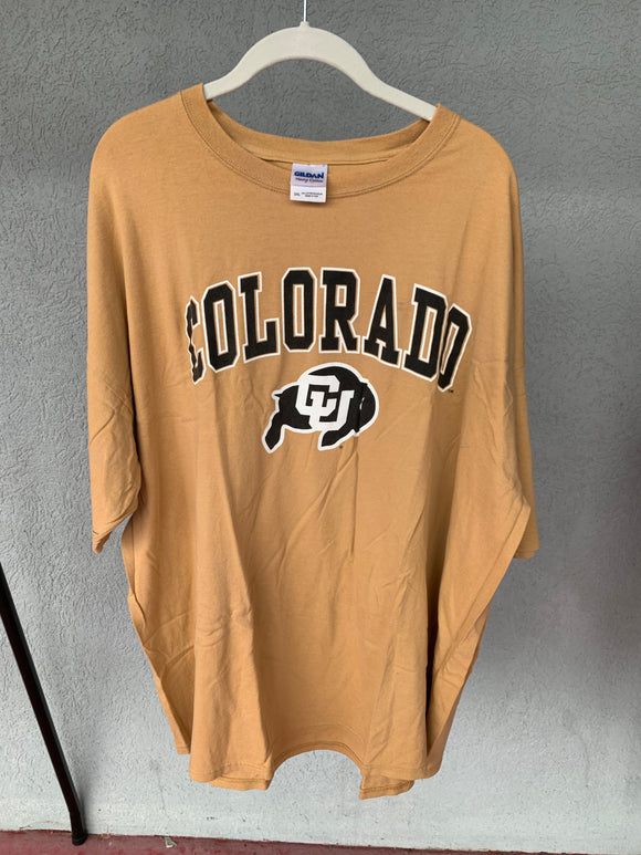 Gilban University of Colorado T-shirts, Size 3XL