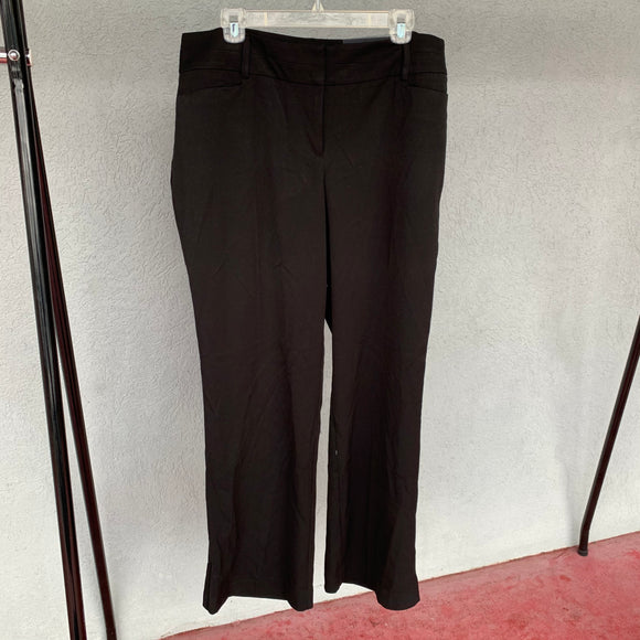 Kohl's Curvy Fit Trousers, NWT, Size 16