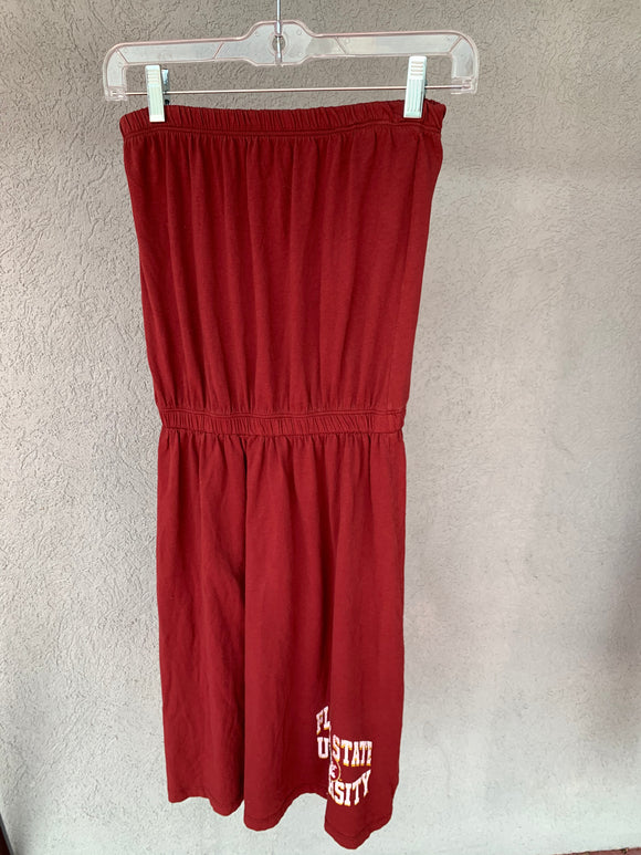 FSU Strapless Dress, NWT, Size Medium