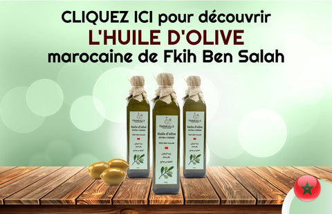 acheter notre huile d'olive extra vierge