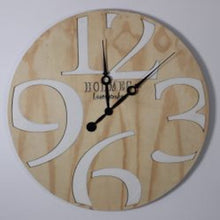 Load image into Gallery viewer, WALLCLOCK0003 - Clock 3-6-9-12