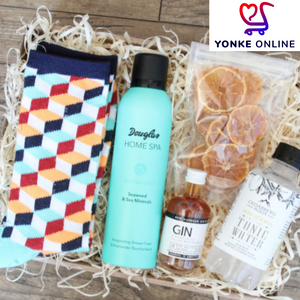 GIFTSET0004 - The HOME SPA Box
