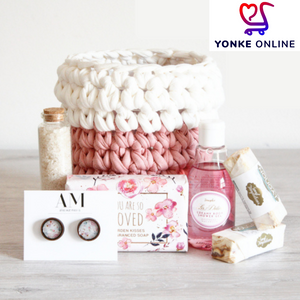 GIFTSET0034 - The PRETTY PINK Basket
