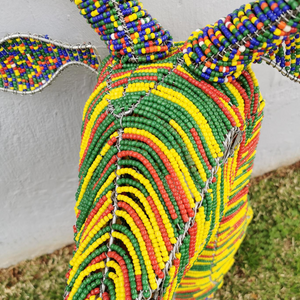 GODFREY0014 - Rainbow Kudu Head
