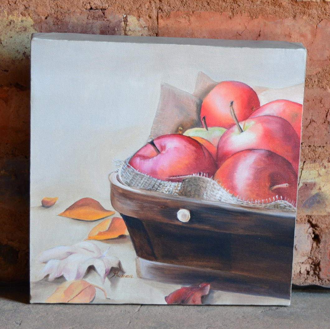 MARIAN0003 - Basket of Apples
