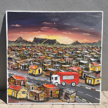 Load image into Gallery viewer, SHOUN0009 - Red Truck Township