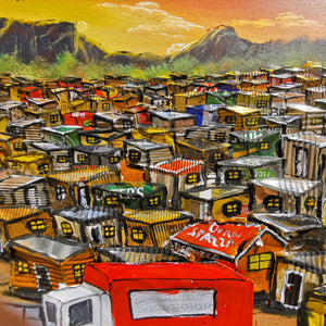 SHOUN0009 - Red Truck Township