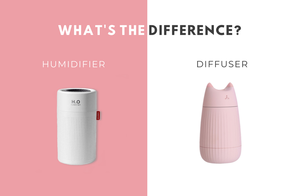 Humidifiers Vs Diffusers What S The Difference Miss Misty Boutique
