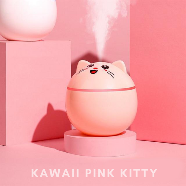 Miss Misty - 300ml Kawaii Kitty Humidifier Diffuser - Miss Misty Boutique
