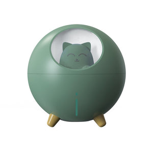 Miss Misty - Cute Cat Diffuser with LED Night - Miss Misty Boutique