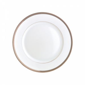 Christofle Malmaison Platinum Dinner Plate
