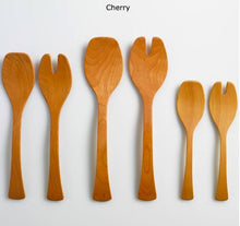Load image into Gallery viewer, Andrew Pearce Salad Servers
