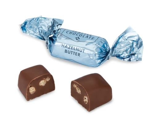 Seattle Chocolates Hazelnut Chocolate Truffles