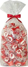 Load image into Gallery viewer, Peppermint Red Candy Cane Fluffs ~ One Pound Gift Bag