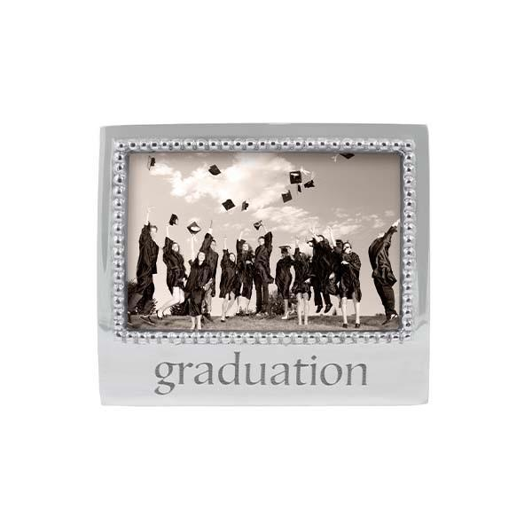 Mariposa GRADUATION Beaded 4x6 Frame