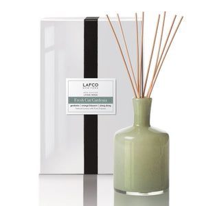Lafco New York Fresh Cut Gardenia Reed Diffuser 15oz