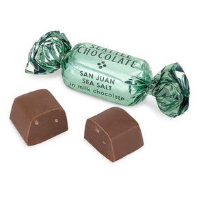 Seattle Chocolates San Juan Sea Salt Truffles