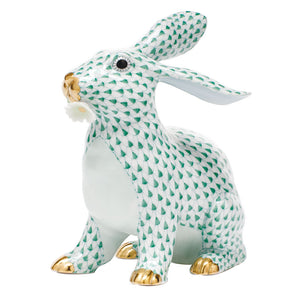 Herend Bunny With Daisy
