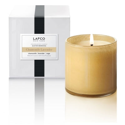 Lafco New York Chamomile Lavender Signature 15.5oz Candle