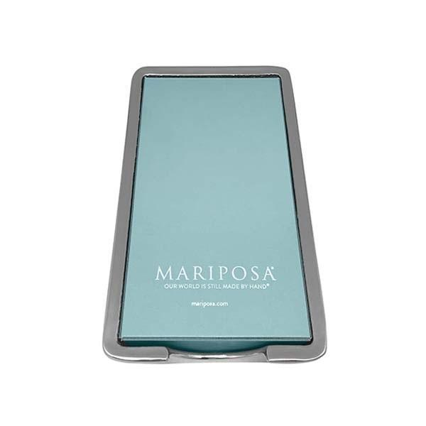 Mariposa Signature Guest Towel Holder