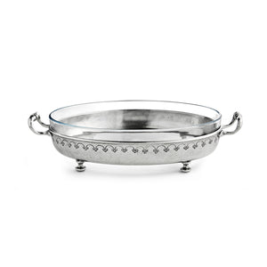Arte Italica Tavola Baking Dish with Stand