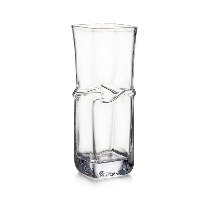 Simon Pearce Woodbury Twist Vase - L
