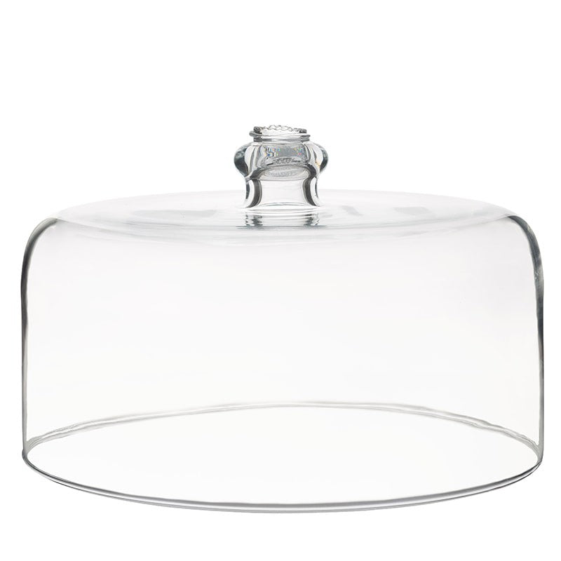 Juliska Berry & Thread Glassware Cake Dome