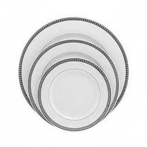 Christofle Malmaison Platinum 5 Piece Place Setting