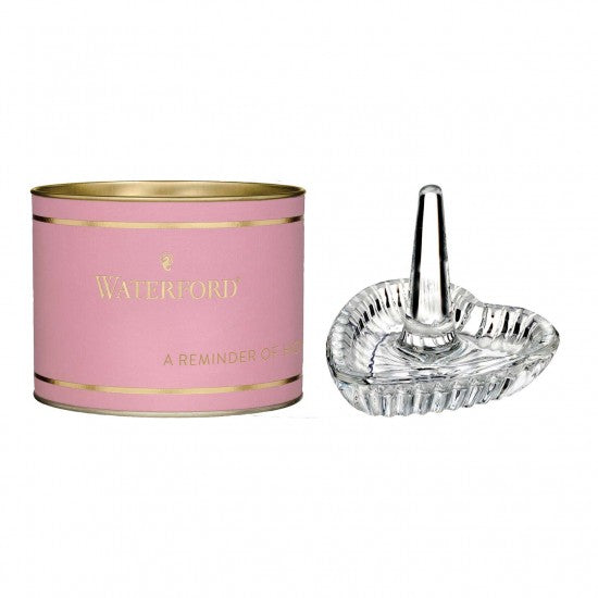 Waterford Heart Ring Holder