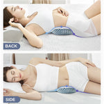 LilyPillow - Buckwheat Lumbar Support Sleep Pillow