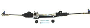 1967-69 Camaro/1968-74 Nova Manual Rack & Pinion Kit, Chrome