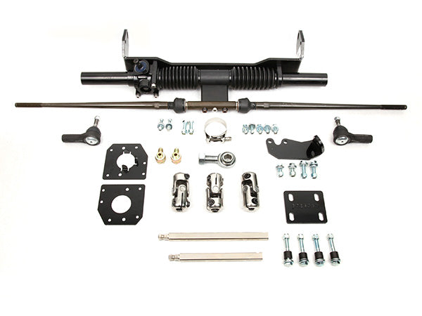 1958-62 Corvette Manual Rack & Pinion Kit w/o Column